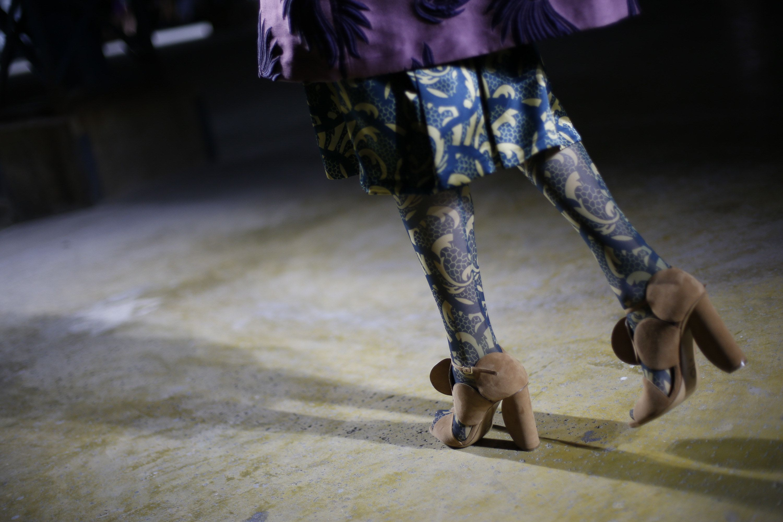 Dries Van Noten Spring 2016 Ready-to-Wear Fashion Show Atmosphere