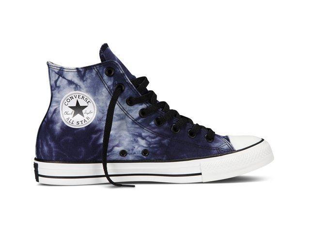 Converse All Star Tie Dye http://www.brandarex.fr/article/mode-bien-etre/1846-une-explosion-de-couleurs-chez-converse