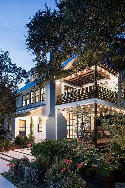 Modern Texas Farmhouse in Austin Town & Country Living