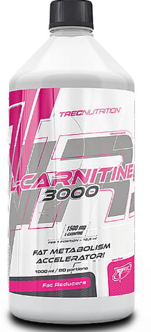 Trec - L-CARNITINE 3000 500 ML MOCNA KARNITYNA