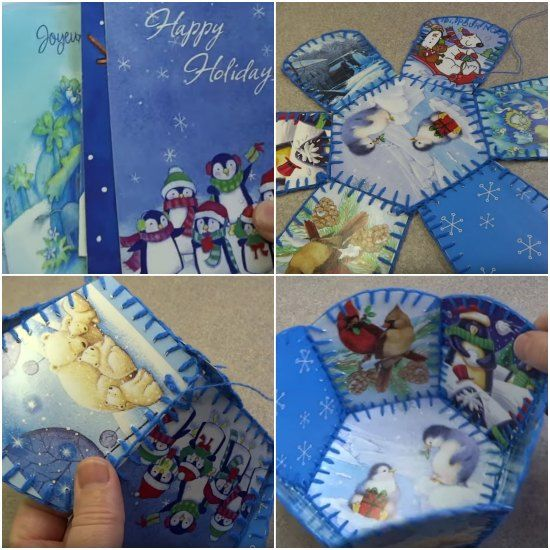 Attractive Christmas Card Crafts