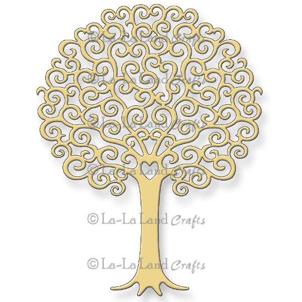 Super cute! La-La Land Die Heart TreeLa-La Land Die Heart Tree $25.99 online from JoAnn's