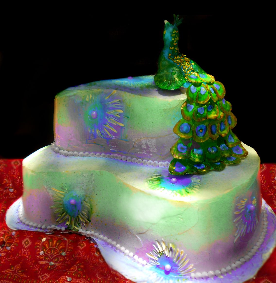 PEACOCK Birthday Cakes Adult Birthday Kid Birthday Got To Have - Peacock birthday cake
