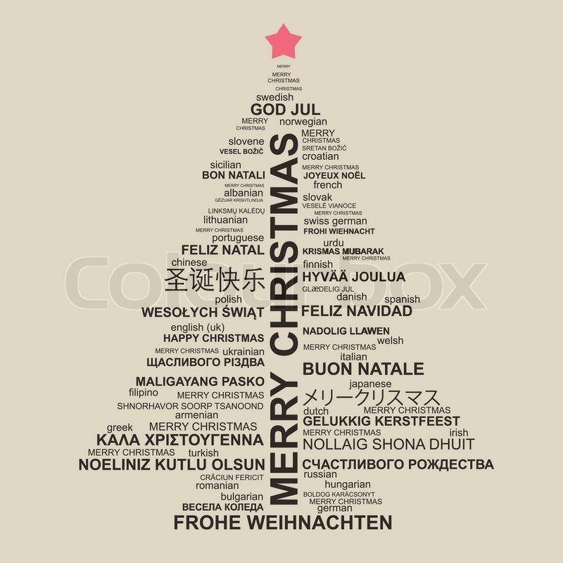 frohe weihnachten auf verschiedenen sprachen sagen sie 39 s mal anders