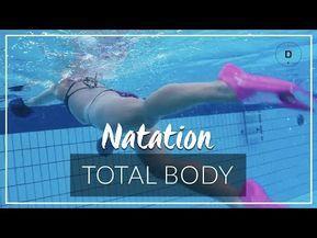Total body - 2 exercices de natation pour muscler tout le ...