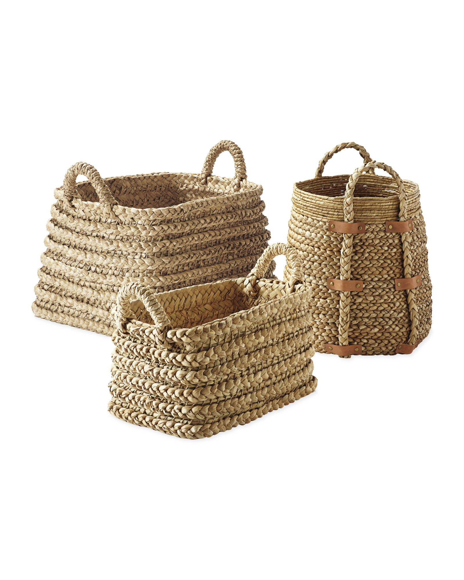 Seagrass Baskets In 2019 Basket Living Room Decor Tips