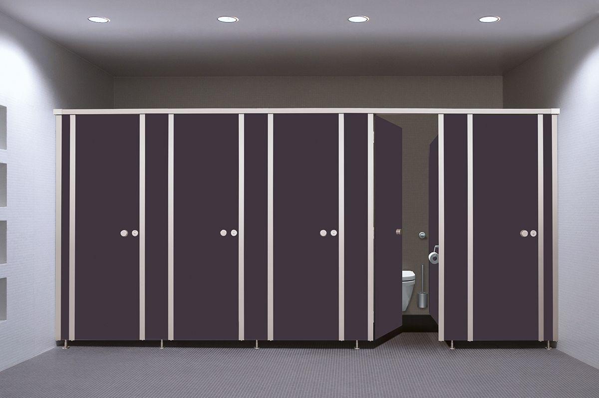 Wc Trennwandsystem Cronus Mit Bildern Sanitareinrichtung