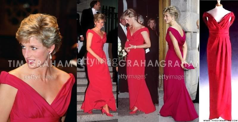 Princess Diana S Gowns The Royal Forums