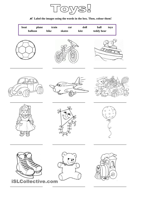 worksheet Primary School English Worksheets pin by vika on teacher pinterest toy english and worksheets toys worksheet free esl printable made teachers