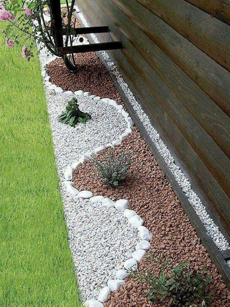 68 Marvelous Rock Garden Ideas Backyard Front Yard Backyard Landscaping Designs Rock Garden Landscaping Garden Landscape Design