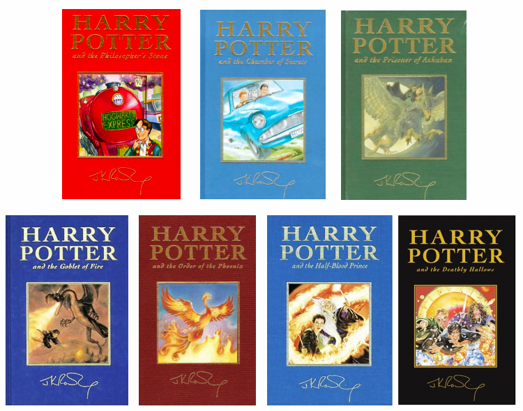 Uk Hardcover Collectors Edition Harry Potter Book Covers Harry Potter Books Harry Potter Book