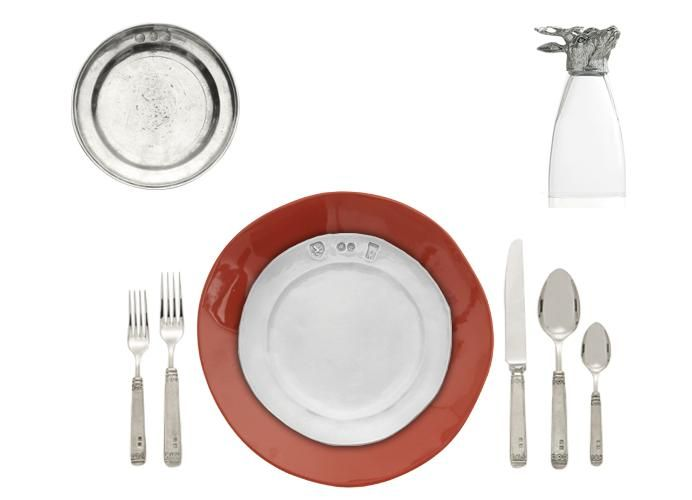 Throw a dinner party to celebrate the new year!
