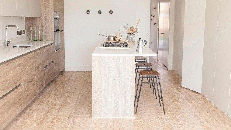 Cocinas Pequenas Con Isla Mas De 20 Ideas En Fotos Y Consejos