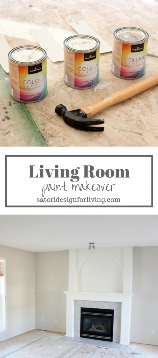 Is your living room in need of a paint refresh? Come see which colour I chose, plus learn my technique for selecting the right paint colour for any space!