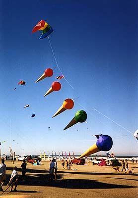 Single Line Kite Pictures