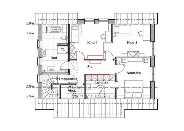 Haus Maxime 400 von Viebrockhaus in 2020 Viebrockhaus