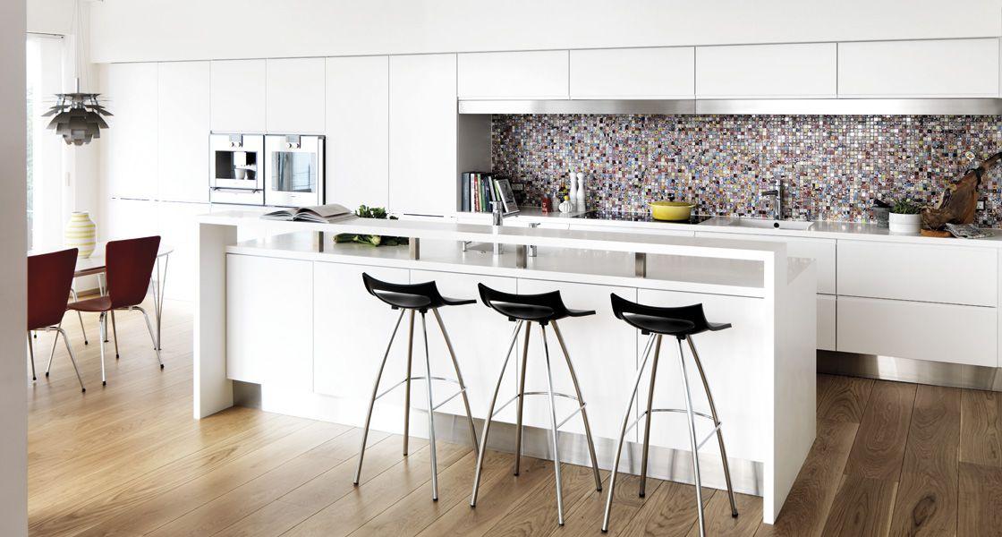 kokkens kjøkken i thisted | jke design | inspirasjon til huset, Moderne deko