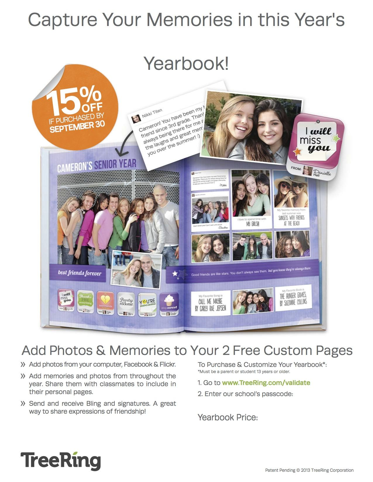 several ways to sell yearbooks at your school school yearbook