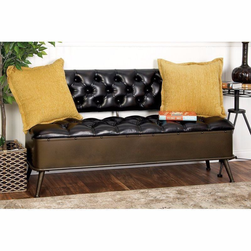 BEST PRICING FREE SHIPPING HIGH QUALITY Trunk Storage Bench Decorative Entryway Sofa Office Industrial Sofa Seat Home DETAILS This modern sofa storage bench ...  sc 1 st  Pinterest & BEST PRICING FREE SHIPPING HIGH QUALITY Trunk Storage Bench ...
