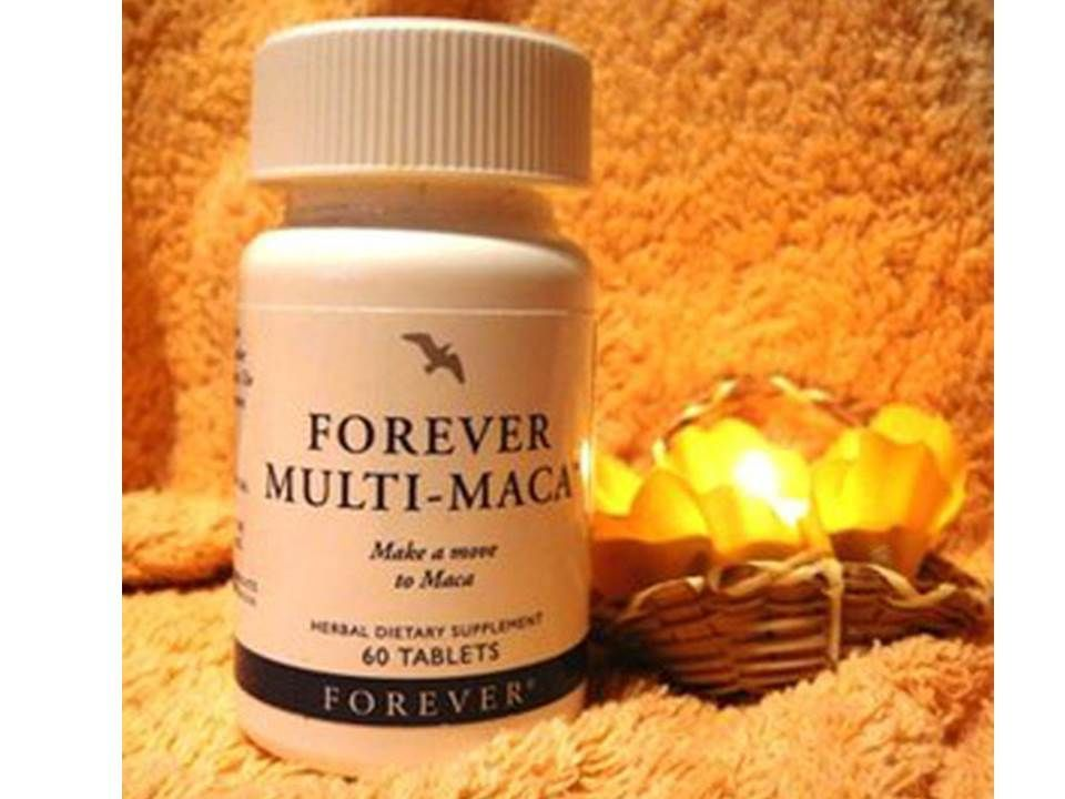 Multi-Maca combines legendary Peruvian maca with other powerful herbs and select ingredients for reproductive health. Available at