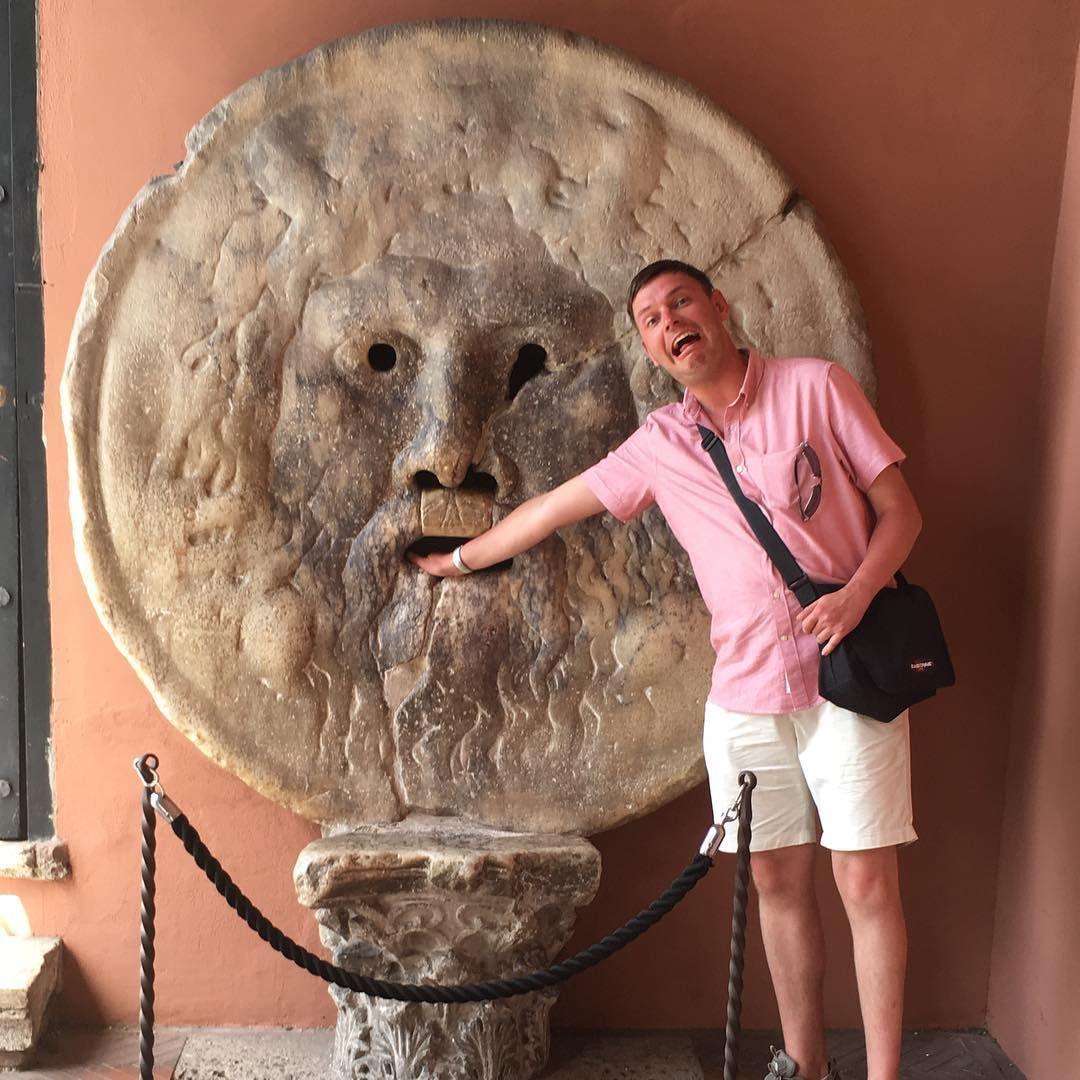 Bocca della Verità #Roma 🇮🇹