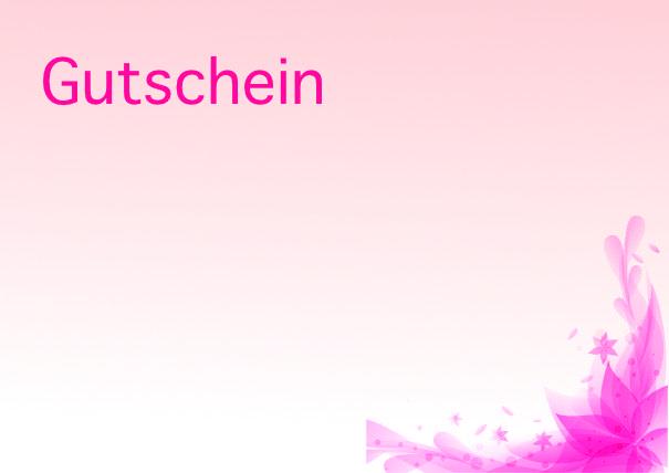GUTSCHEINGEBURTSTAG kostenlos erstellen und ausdrucken