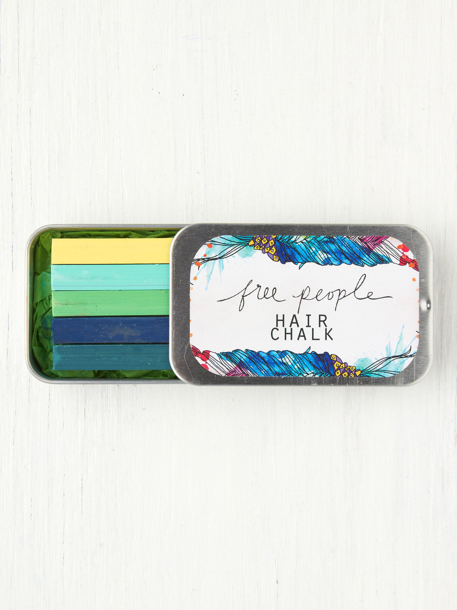 Free People Hair Chalk. Thanks to my sis Jen for the early b day present!