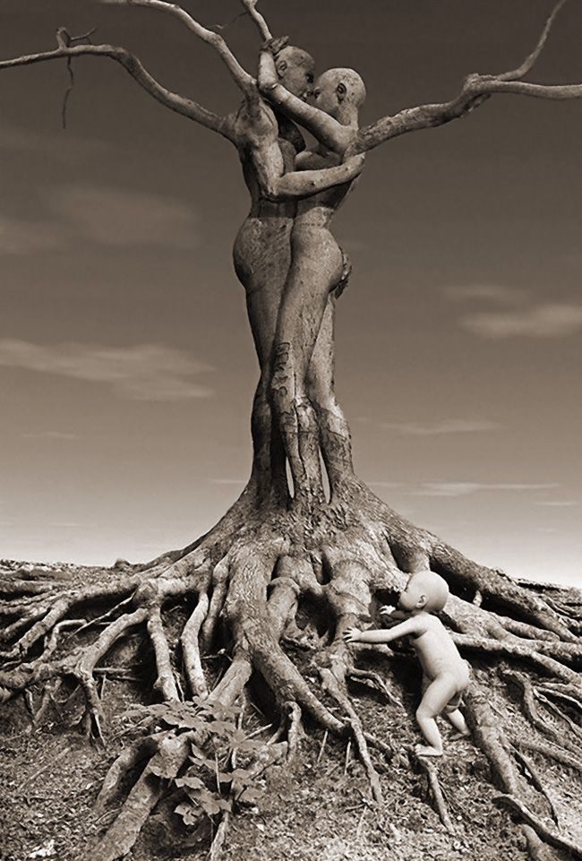 """""""We are ONE, for my DEAREST"""" Picture # 2 by Dieter Frangenberg, Germany (Image…"""
