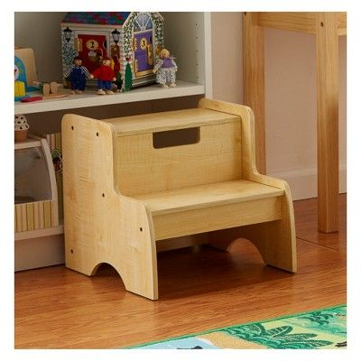 Awesome Melissa Doug Wooden Step Stool Natural Products Alphanode Cool Chair Designs And Ideas Alphanodeonline