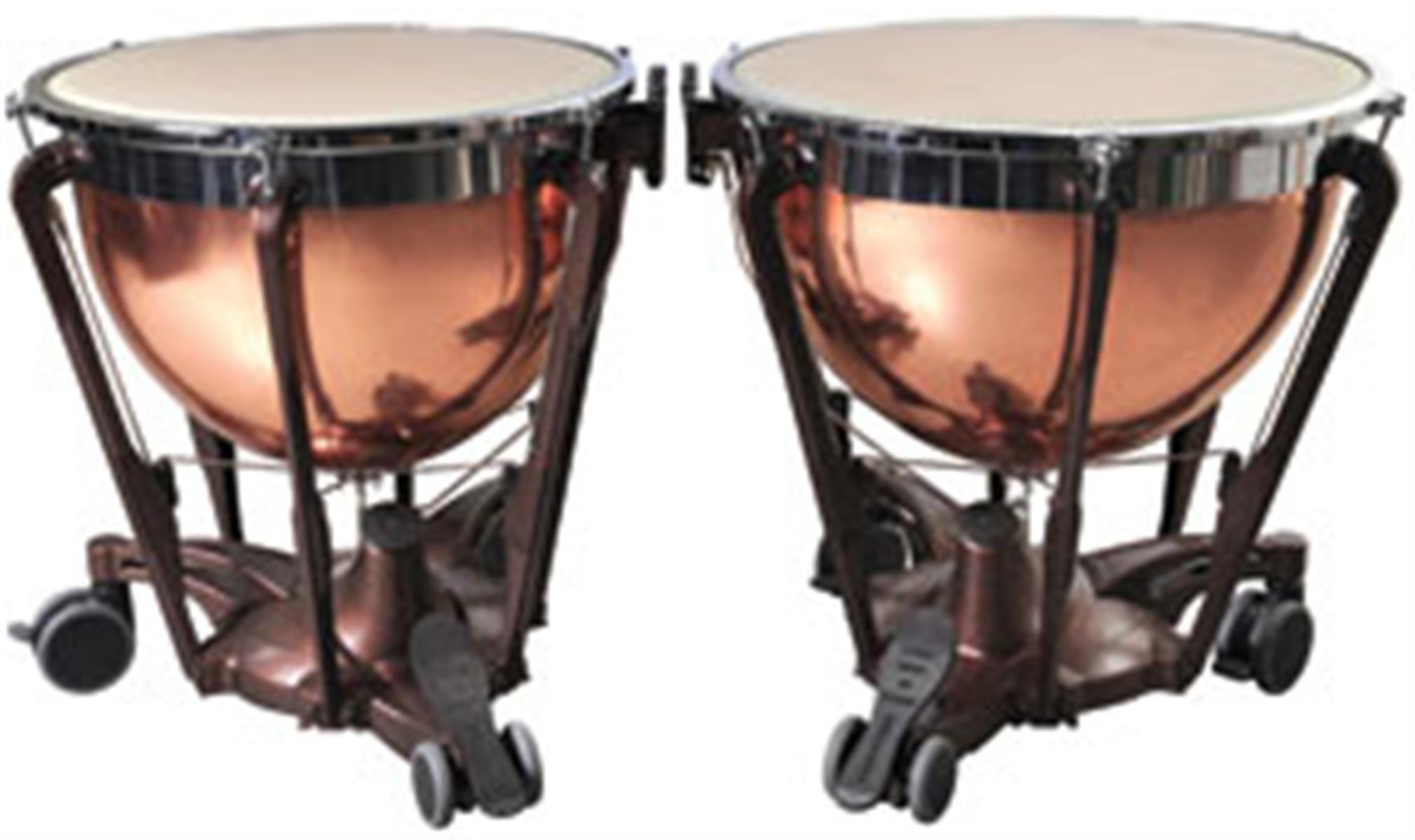 Adams Professional Gen Ii Smooth Copper Timpani Set 26 And 29