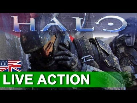 Halo Landfall Official Live Action Short Movie W Odst