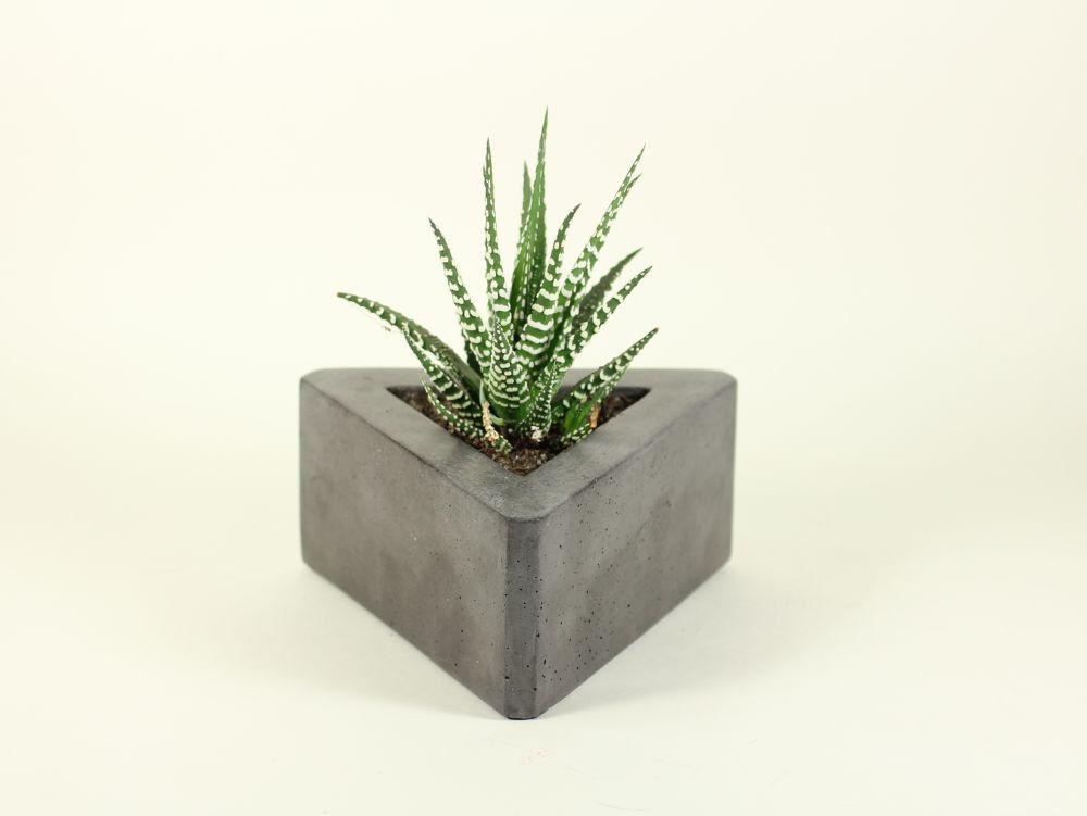 Triangle Concrete P*T Concrete Pots Concrete Bowl Concrete 400 x 300