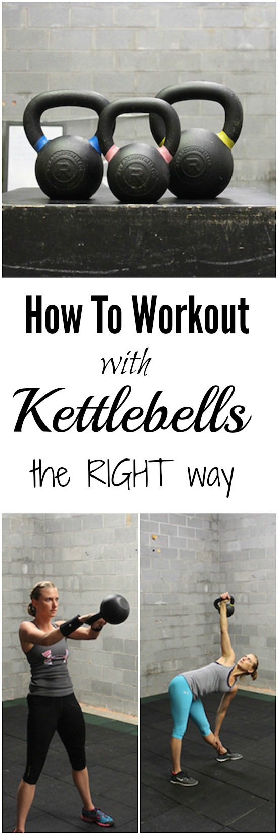 How To Workout With Kettlebells Workout Tips Tricks Reviews Kettlebell Training