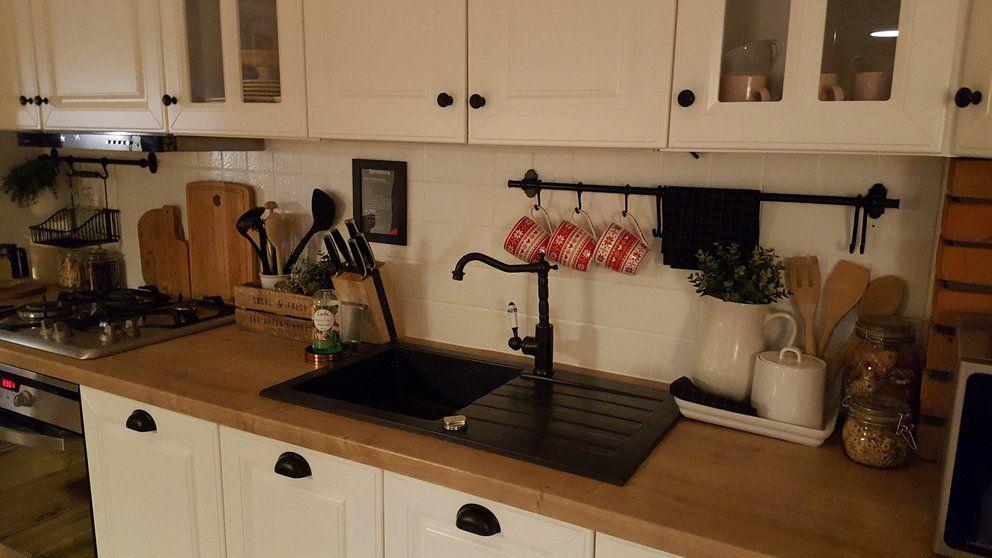 Zdjecie Nr 3 W Galerii Metamorfoza Kuchni Deccoria Pl Bath Caddy Kitchen Bath