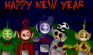 SlendyTubbies #HappyNewYear