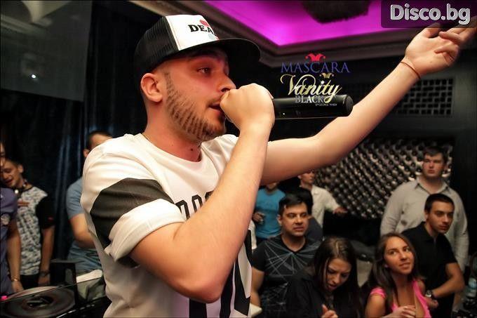 Bulgarian rap star krisko