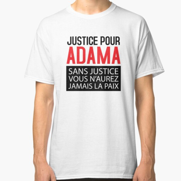 Amirat Hamza Shop Redbubble In 2020 Black Lives Quote Mens Tshirts T Shirt