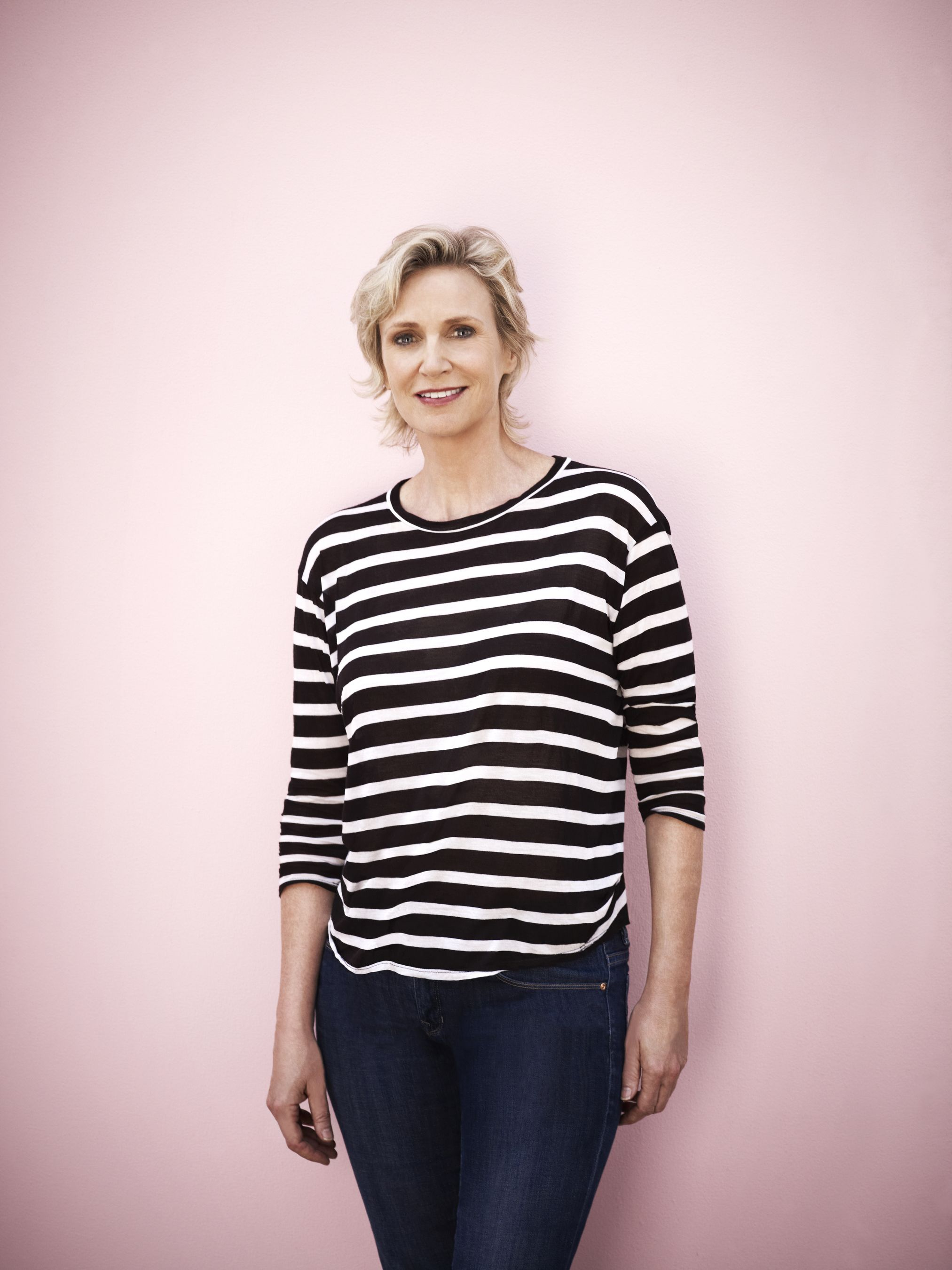 2012 Faces of Fox Campaign - Jane Lynch