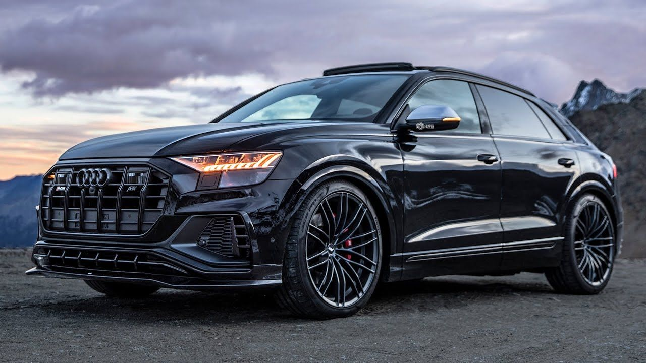 WORLD PREMIERE! 2020 AUDI SQ8 ABT 520hp/970Nm This over