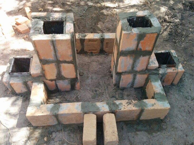 Those who are experts in stoves, how could i make a kiln from the design.