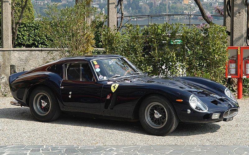 The Top 15 Most Expensive Ferrari Cars In The World   1962 Ferrari 250 GTO