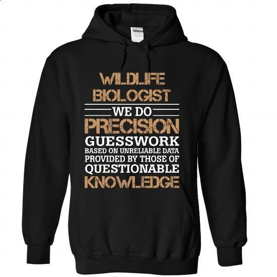 WILDLIFE BIOLOGIST AWESOME DESIGN - #tshirt moda #sweatshirt design. GET YOURS => https://www.sunfrog.com/No-Category/WILDLIFE-BIOLOGIST-AWESOME-DESIGN-1378-Black-Hoodie.html?68278