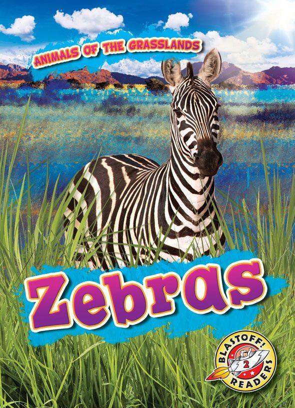 Zebras' stripes don't just look fancythey help zebras