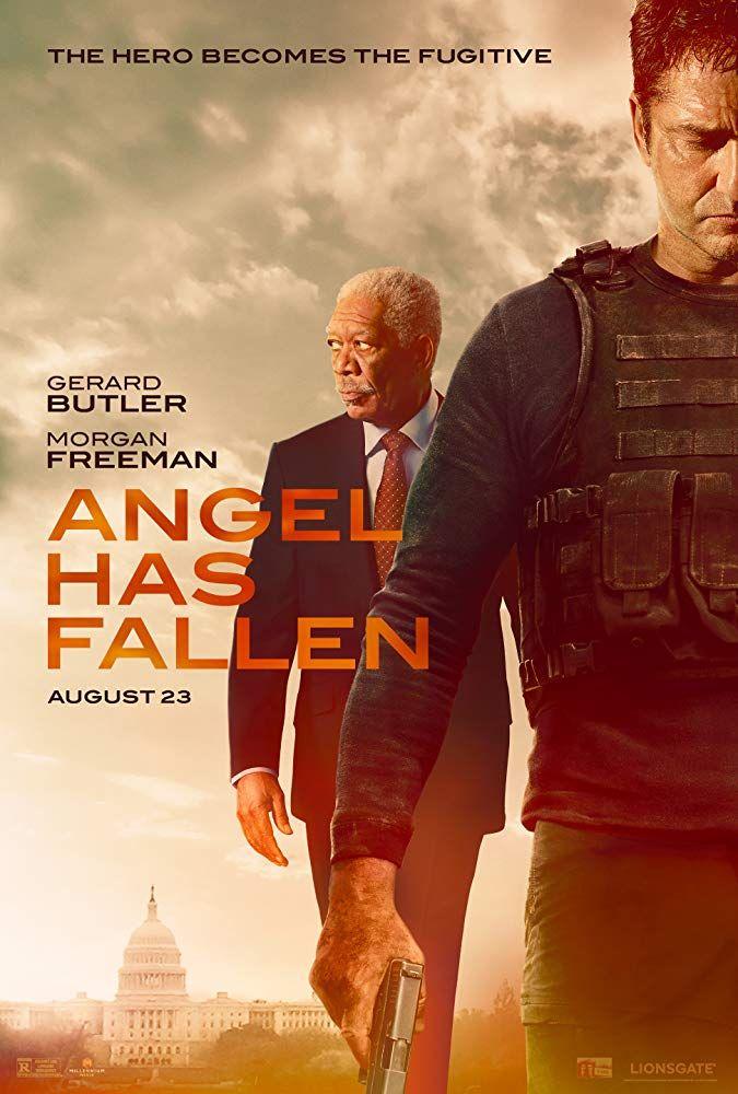 Angel Has Fallen Invasao Ao Servico Secreto English Movies New Movies Good Movies