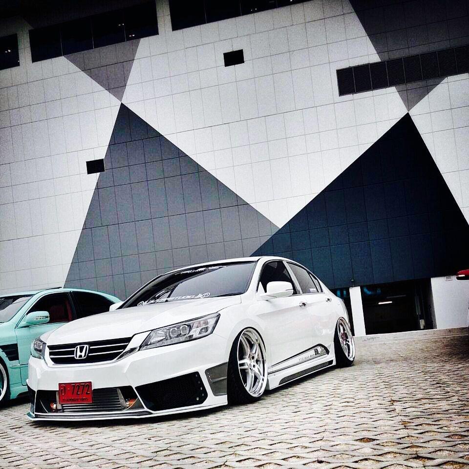Accord Thailand cars Pinterest Honda, Custom cars