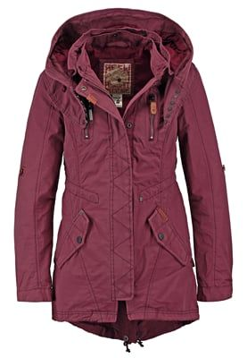 LOIPE - Parka - wine red | My Style | Pinterest | Parka