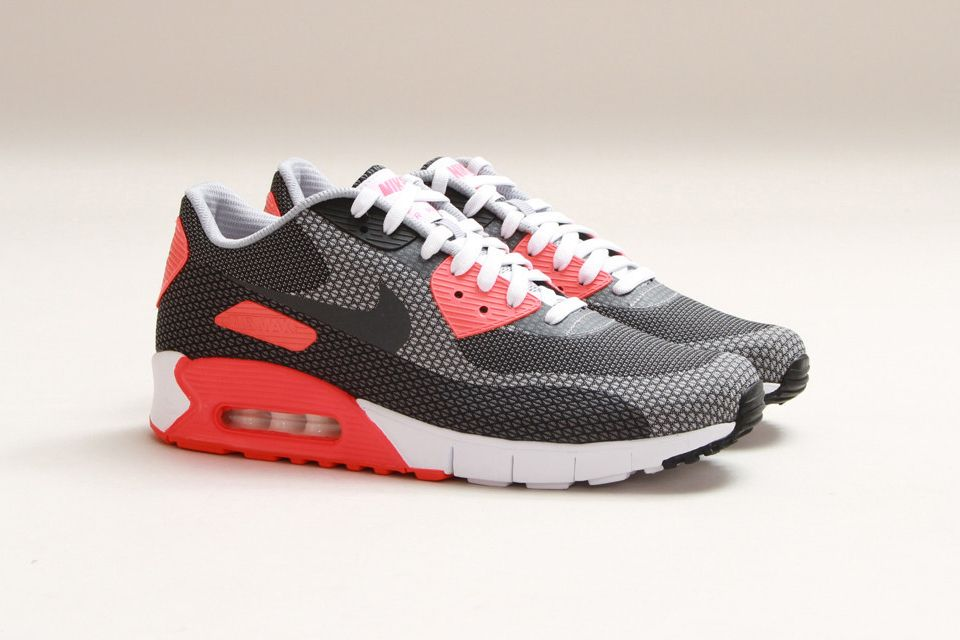 Nike Air Max 90 Jacquard Infrared Available