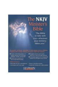 NKJV Leather Ministers Bible-Choice of 2 Colors $69.95 http://www.celebrateyourfaith.com/NKJV-Leather-Ministers-Bible-C-P6163C1571.cfm