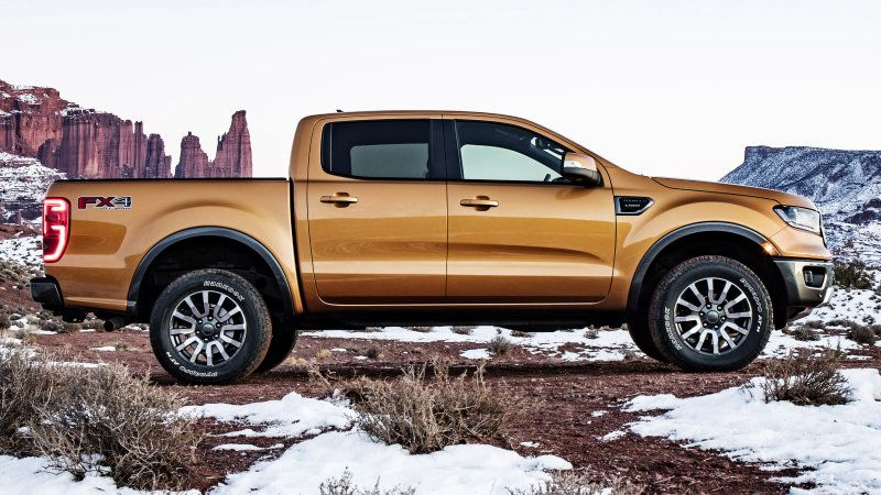 Correction 2019 Ford Ranger Oil Change Does Not Require Wheel Removal Ford Ranger Ford Ranger Price 2019 Ford Ranger