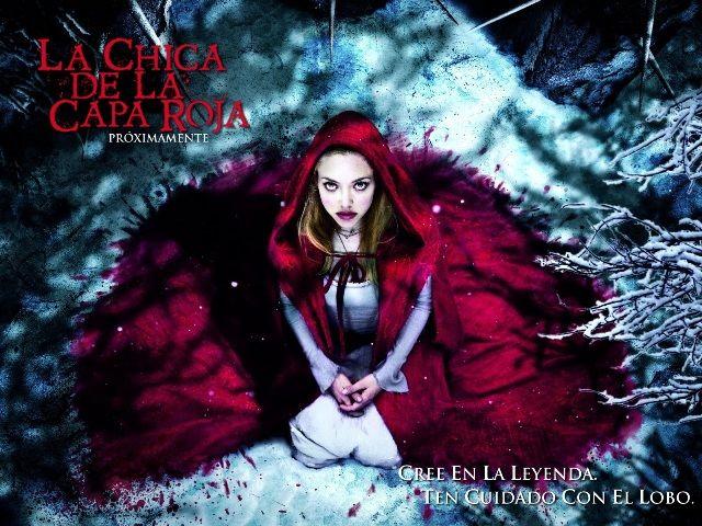 La Chica de la Capa Roja